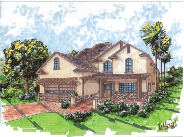 Barger real estate luxury french living on snell isle for Luxury french real estate